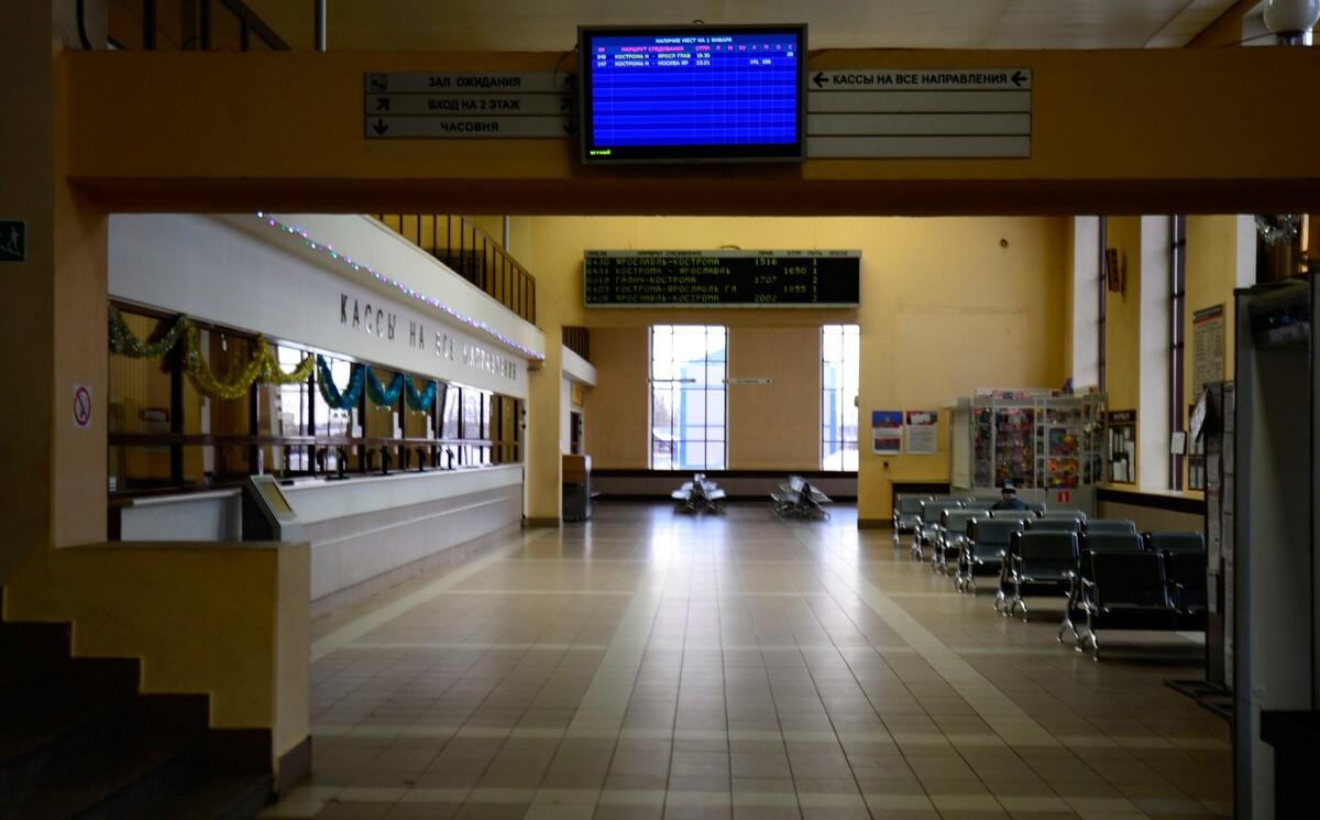Конечная остановка пригородных автобусов переносится с Калиновского рынка на железнодорожный вокзал