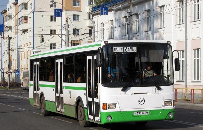 Автобус 12-го маршрута изменит движение с 1 января
