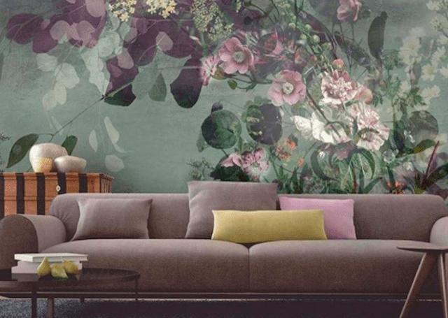 150818085659e5037865763 Потрясающие разнообразные обои с цветочными мотивами Фото