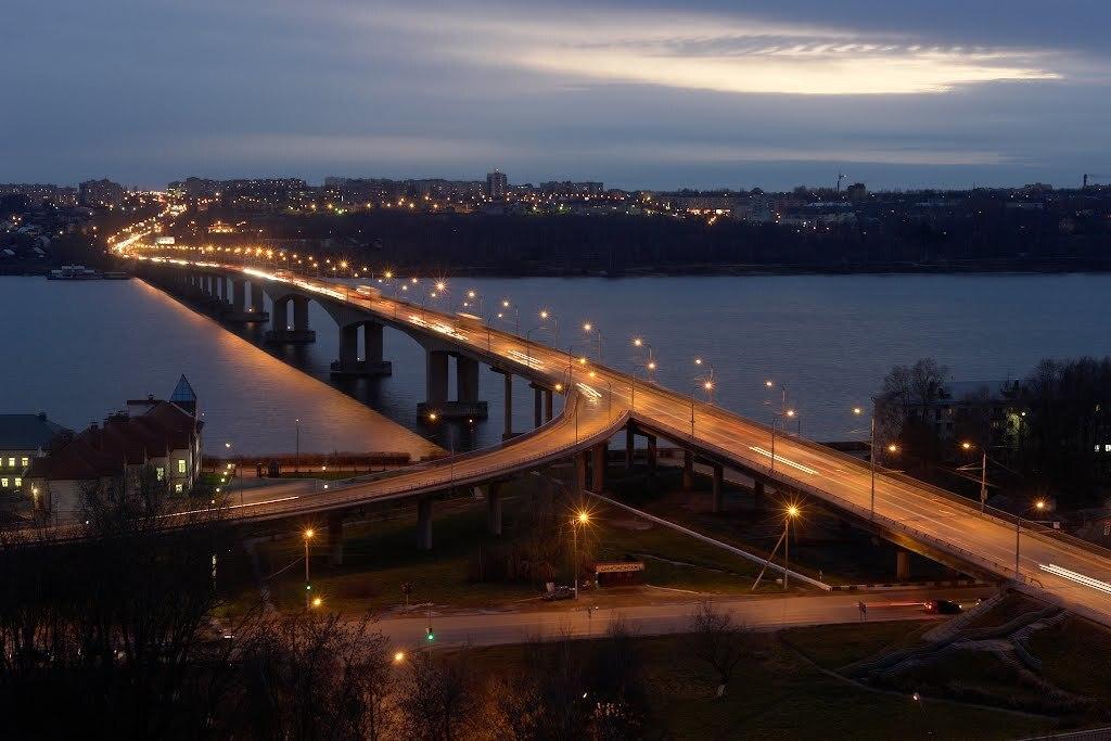 В ночное время движение по улицам Нижняя Дебря и Лесная в районе моста будет ограничено
