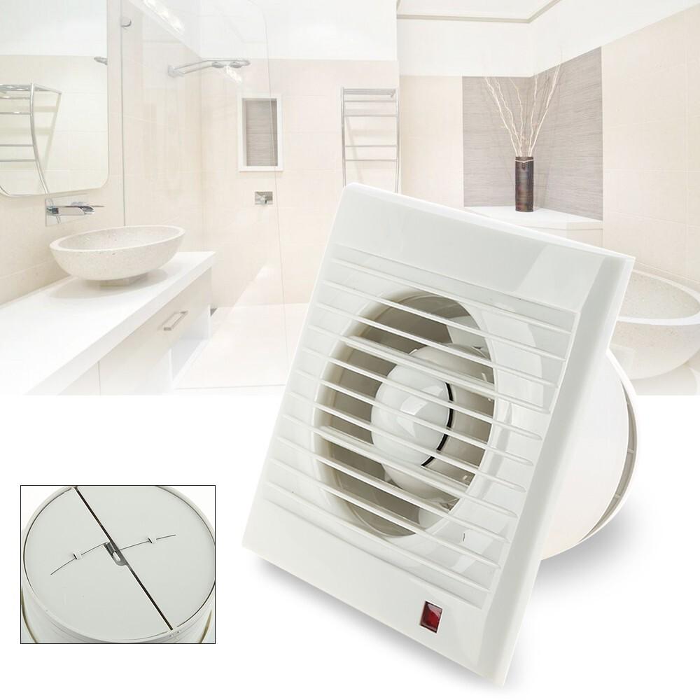 электровытяжка для ванной