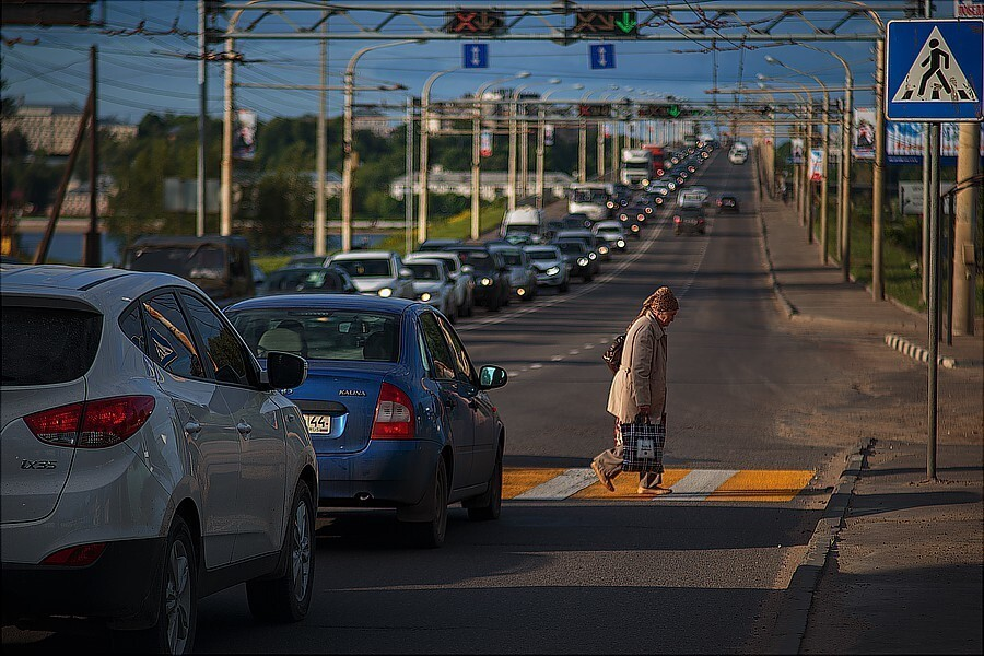 Памятка участникам дорожного движения