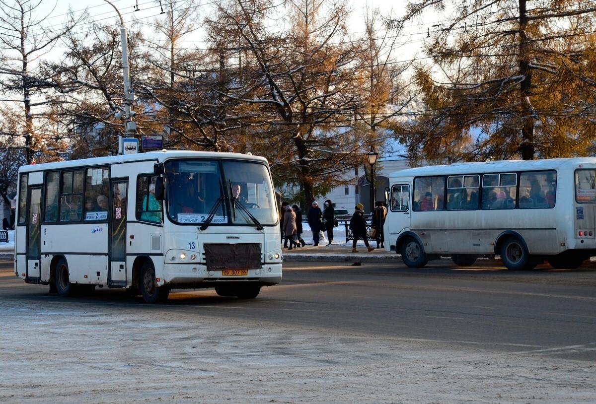 Работа общественного транспорта в новогоднюю ночь в Костроме продлена до 4 часов