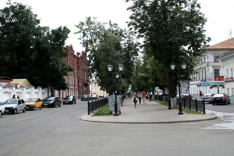 На двух участках улиц Костромы внесены изменения в организацию дорожного движения