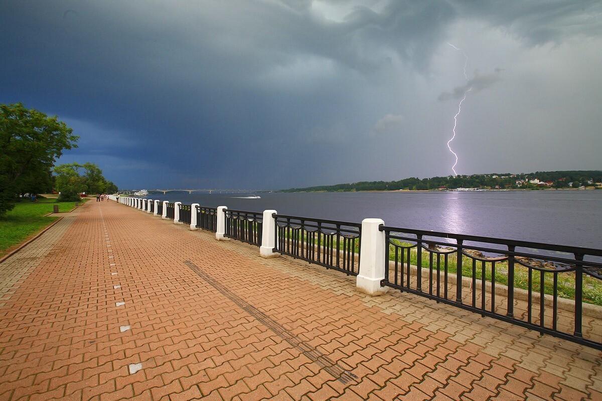 Костромские синоптики предупреждают об ухудшении погодных условий