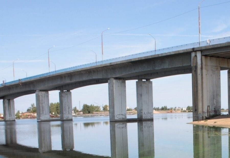 15 мая на мосту через реку Кострому запланированы динамические испытания