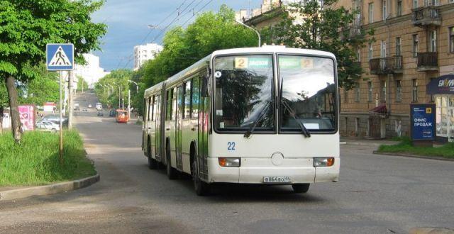 27 мая вносятся изменения в движение общественного транспорта в центре Костромы