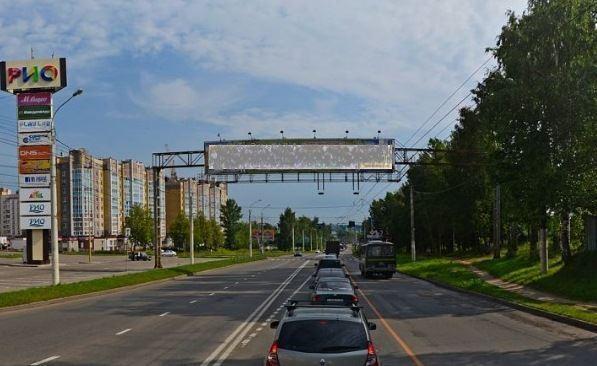 В ночь с 21 на 22 июля движение транспорта на участке улицы Магистральной в Костроме будет временно ограничено
