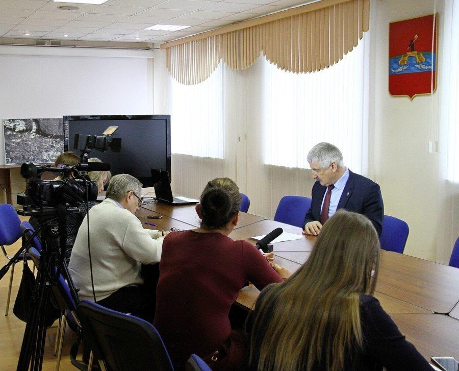 Глава Рыбинска озвучил планы по ремонту дорог в 2018 году