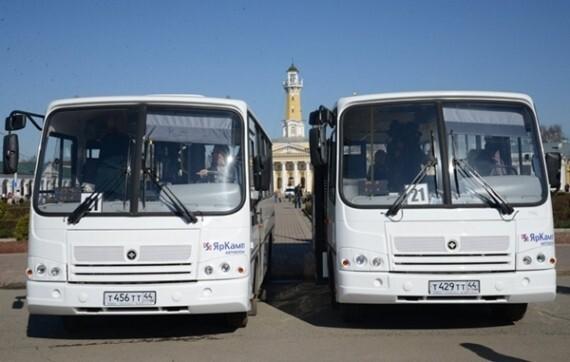 В день празднования Радоницы на муниципальные маршруты выйдет дополнительный транспорт