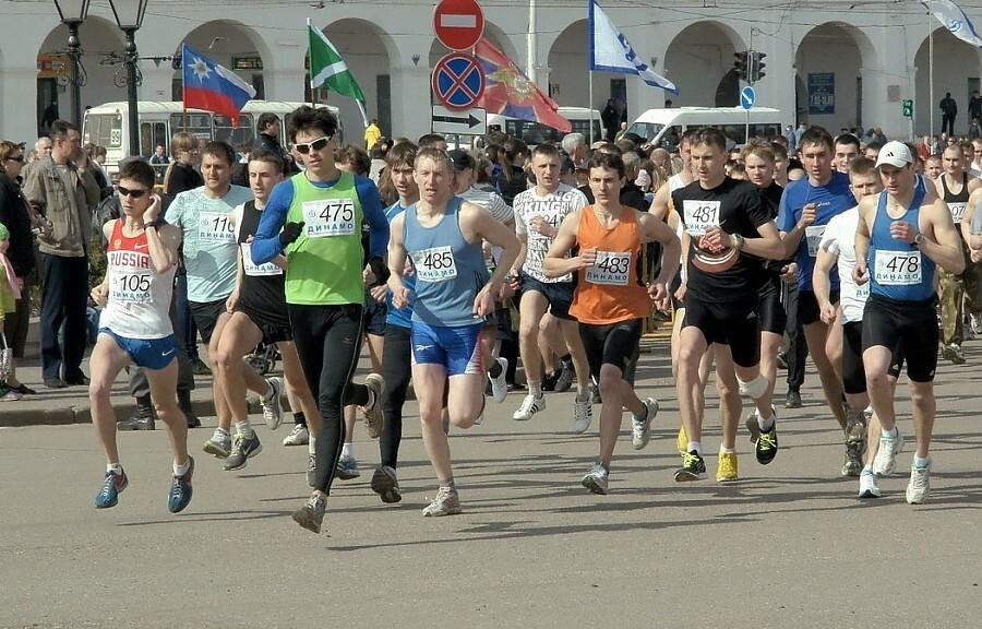 В связи с проведением легкоатлетического пробега 14 апреля временно изменится движение на нескольких улицах