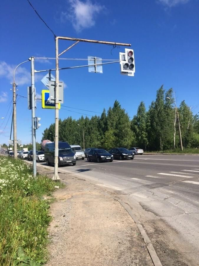 В Рыбинске за год реконструируют 14  светофоров