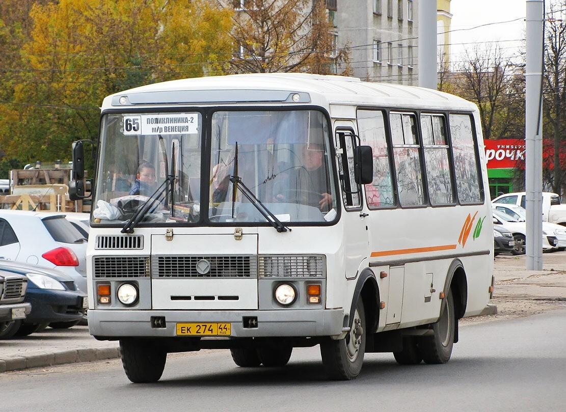 Движение автобусов маршрута № 65 до завода «Мотордеталь» продлено до конца октября