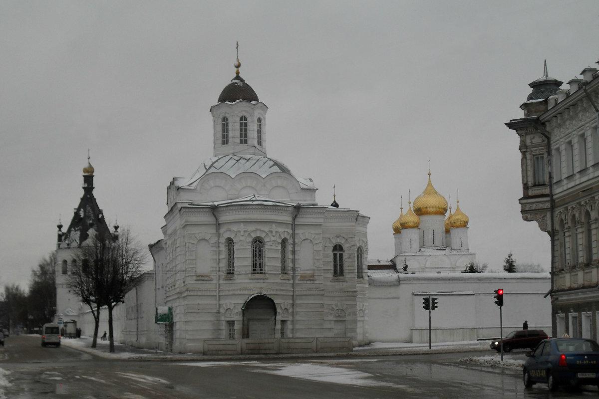 В Рождество в Костроме будут организованы ночные автобусные рейсы