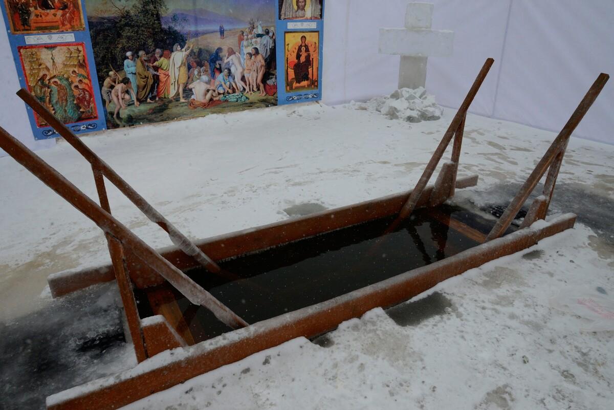 В Костроме утверждены места для крещенских купаний