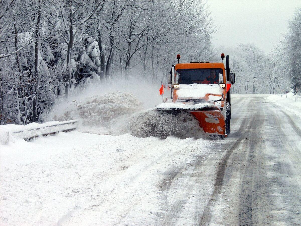 В выходные дни в Костроме и по области пройдут снегопады, возможен сильный ветер
