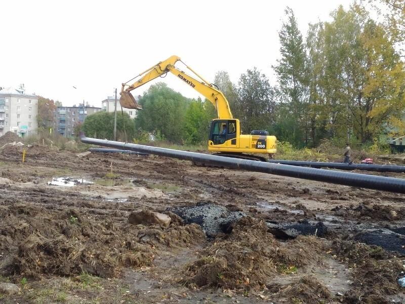 В Рыбинске для переноса газовых сетей временно отключат газоснабжение  микрорайона Веретье-3