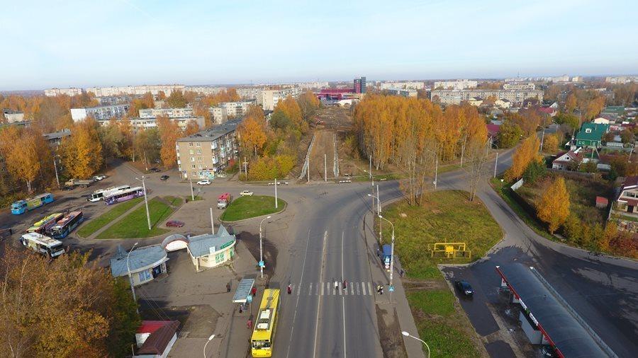 В Рыбинске начинают строительство новой транспортной развязки