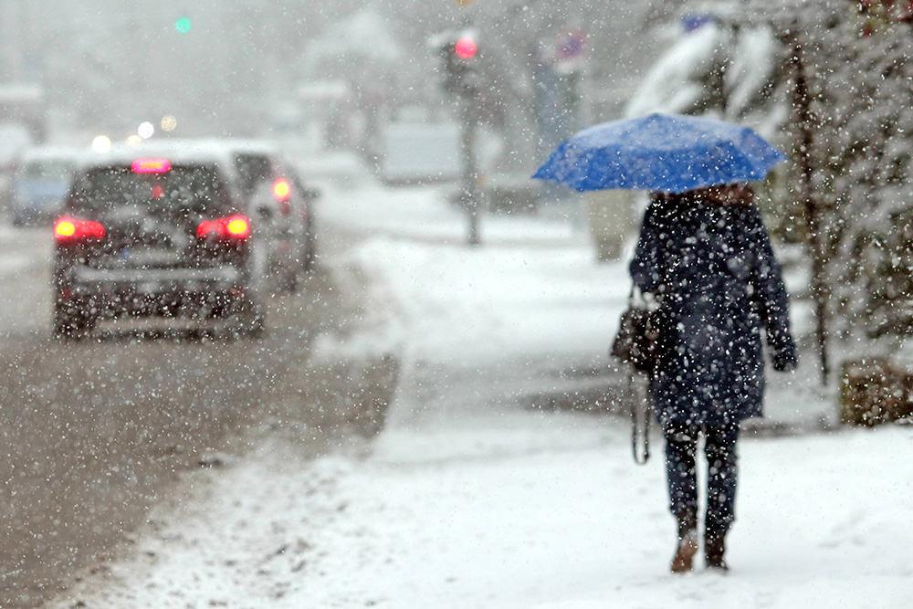 В Костроме и по области в ближайшие три дня прогнозируется усиление ветра, местами гололедица и мокрый снег
