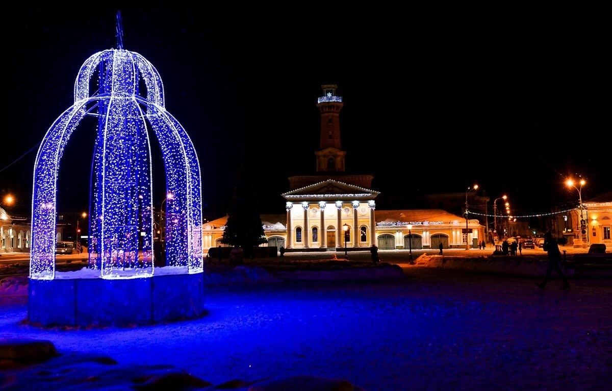 В Костроме утверждена программа новогодних и рождественских мероприятий