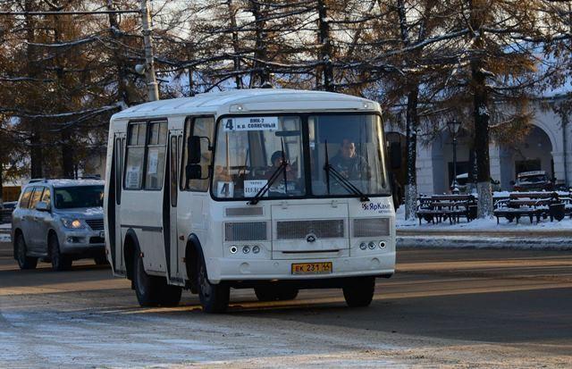 В новогоднюю ночь работа общественного транспорта в Костроме продлена до 4 часов