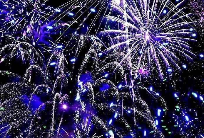 В Костроме определены места для запуска новогодних фейерверков