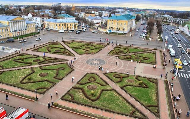 В рамках Костромского экономического форума для жителей и гостей города организован праздник «Отдыхай в Костроме»