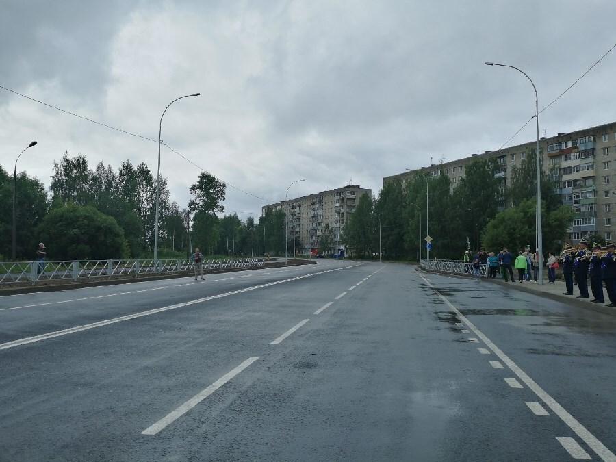 В Рыбинске по новой дороге запущен общественный транспорт