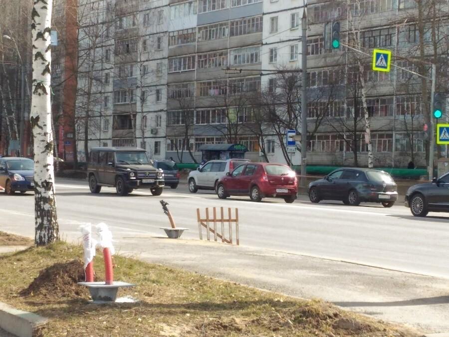 В Рыбинске установят новый транспортный светофор на улице Фурманова