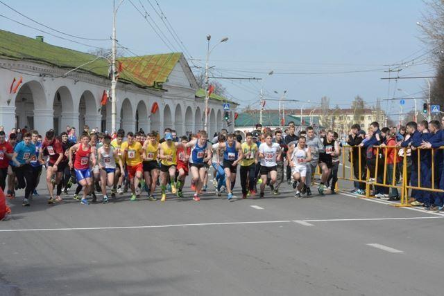 На время легкоатлетической эстафеты в центральной части города ограничат движение транспорта