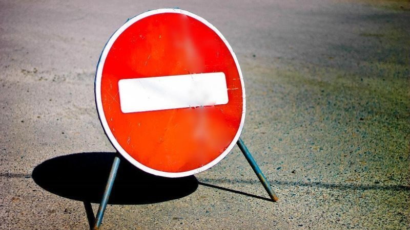 С 15 июля в Рыбинске закроют для проезда дорогу по дамбе-шлюз