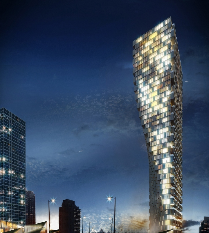 небоскреб ванкувер хаус