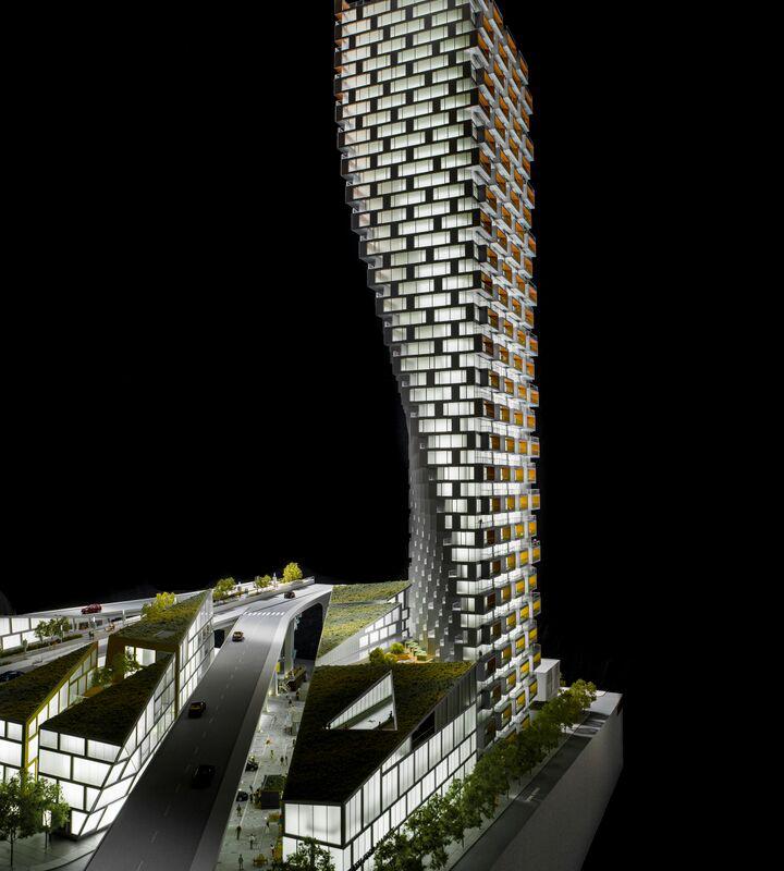 башня ванкувера