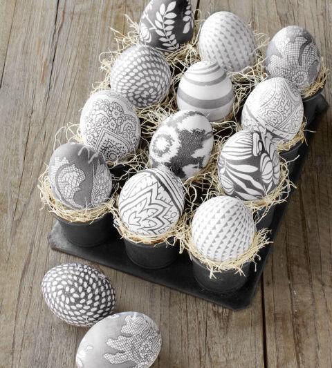 яйца с шелковой скорлупой