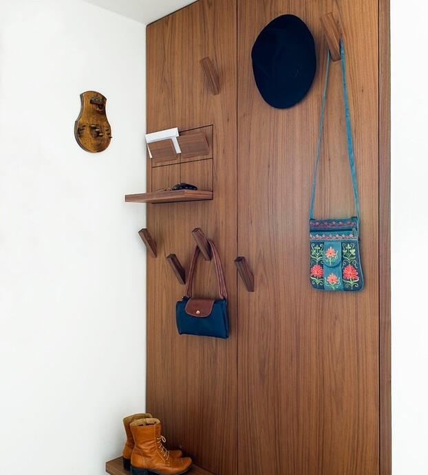 идеи мебели для прихожей