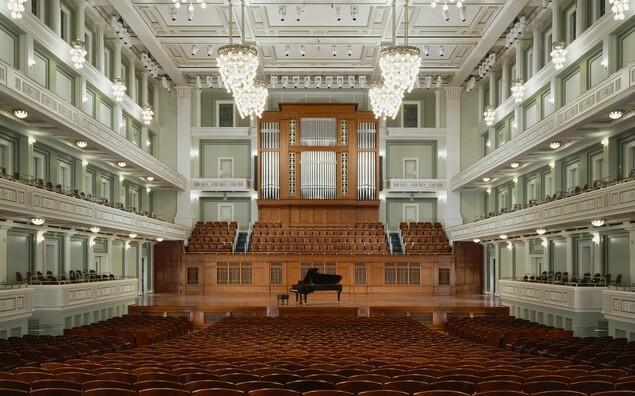 Симфонический центр Шермерхорн, США | Schermerhorn Symphony Center