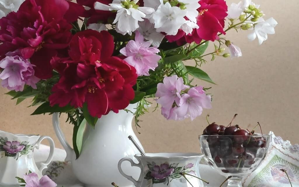 ваза для пышного букета