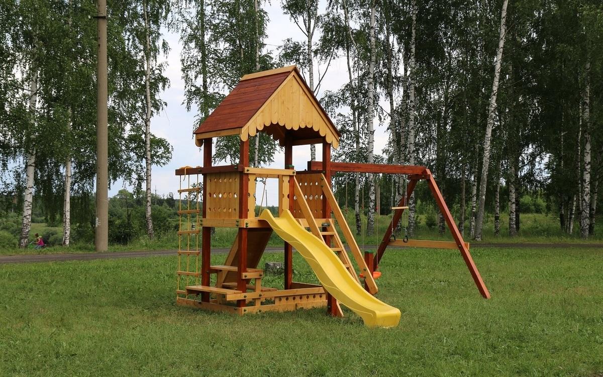 детская площадка на участок