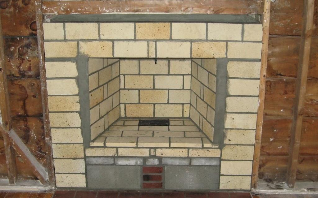 145251334856939844c1d55 Как соорудить камин в частном доме Фото