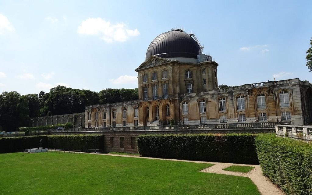 Обсерватория в Ницце — проект Эйфеля