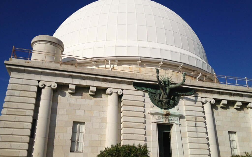 Обсерватория в Ницце