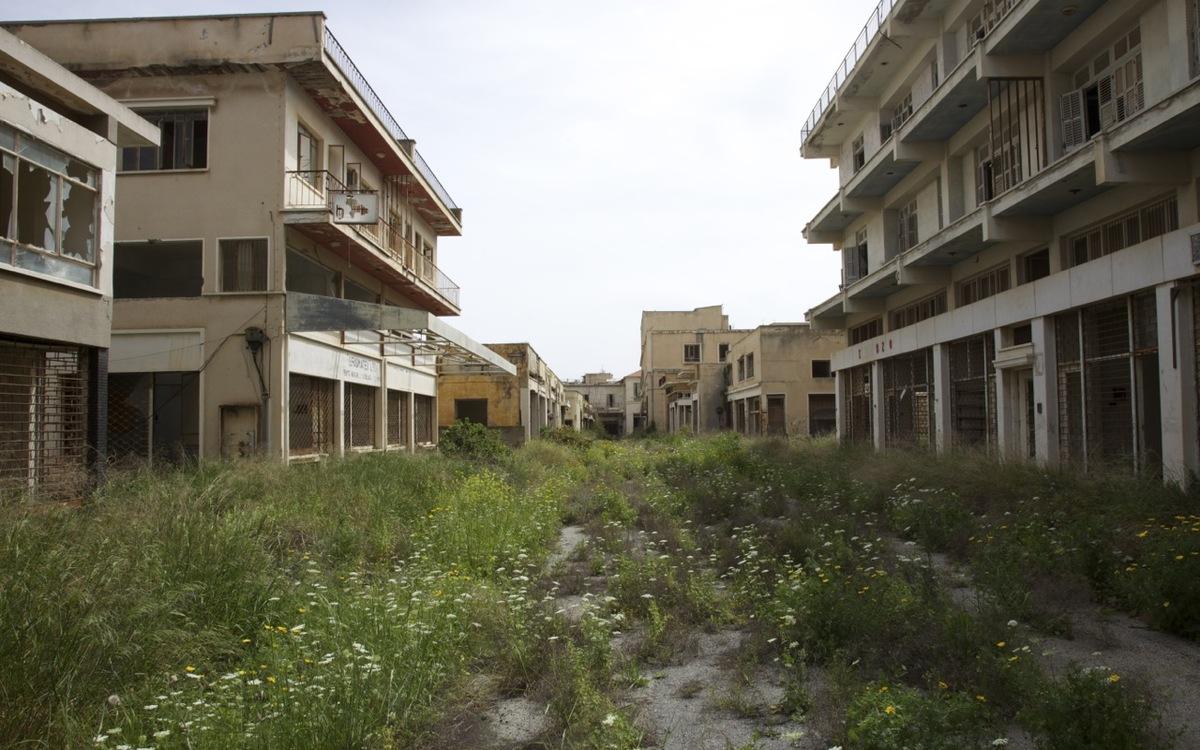 фамагуста город призрак фото
