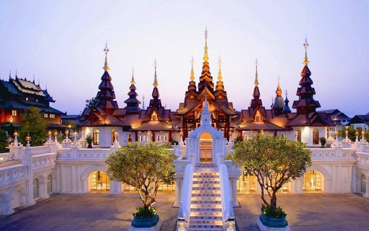 Mandarin Oriental Dhara Dhevi Chiangmai Hotel