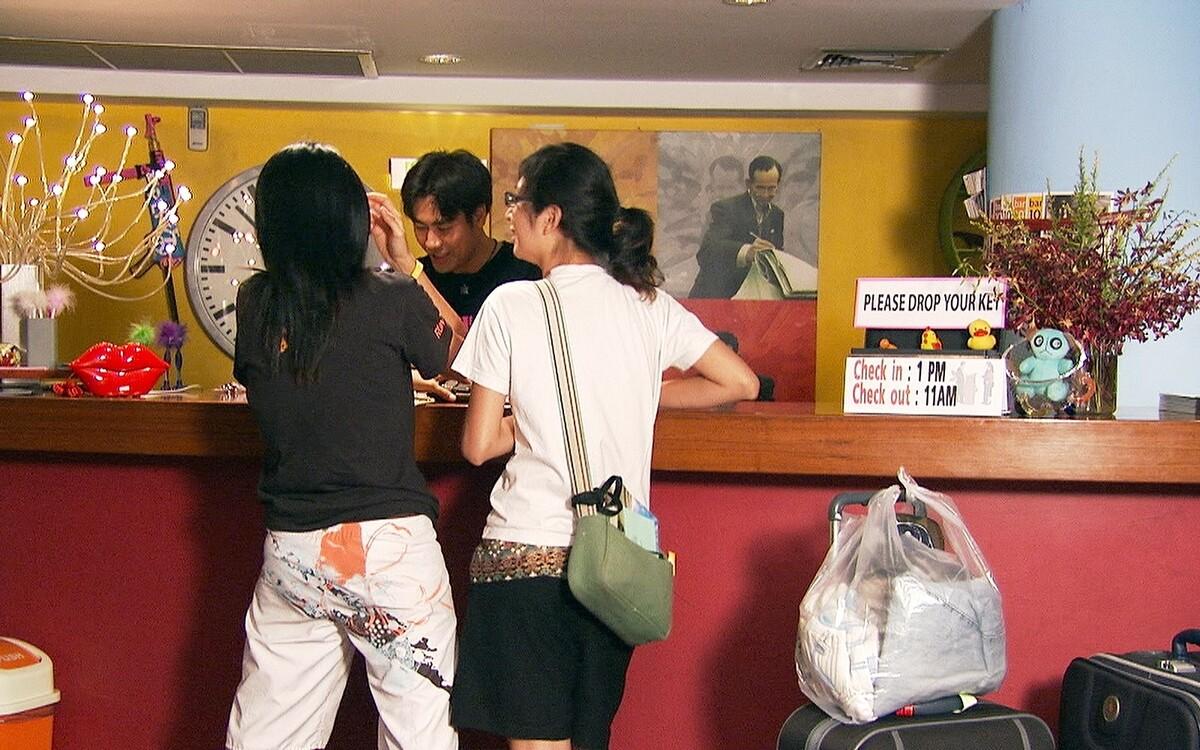 Комнаты для раздумий / Reflections Rooms in Bangkok