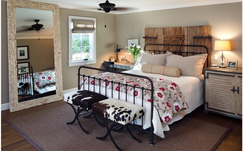 чугунная кровать