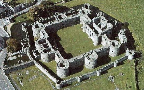 архитектура в средневековье