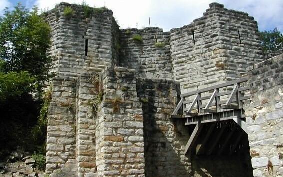 замок шато тьерри