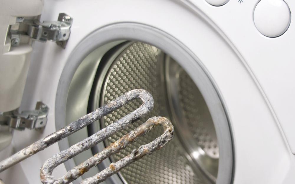 накипь на стиральной машине