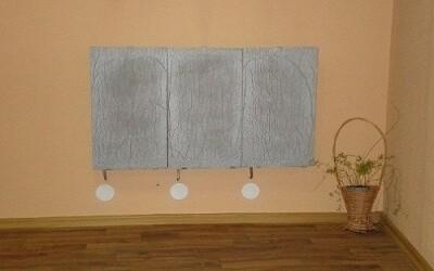 вертикальные панели отокления