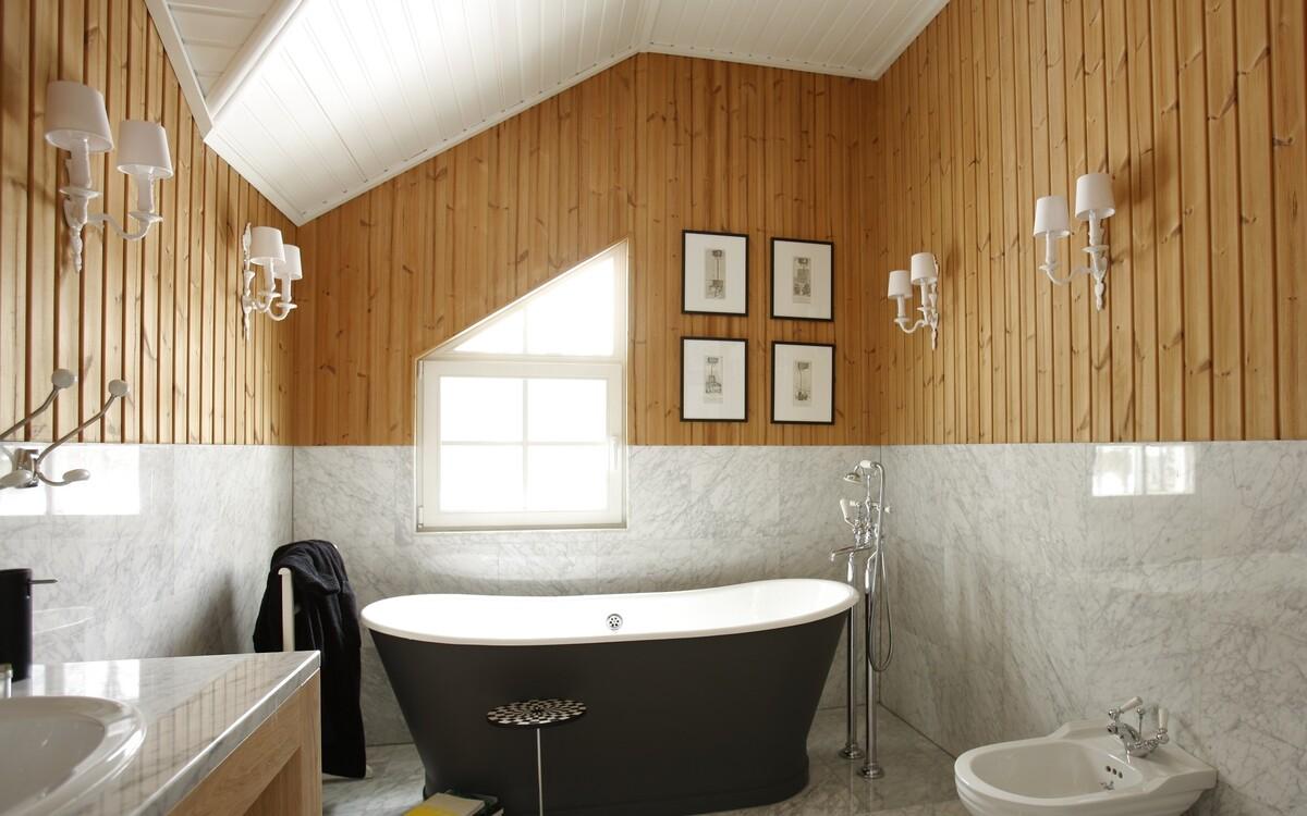 организация вытяжки в ванной
